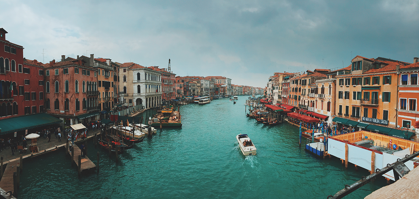 A photo of Venice, Italy taken by Haneen Krimly in 2015